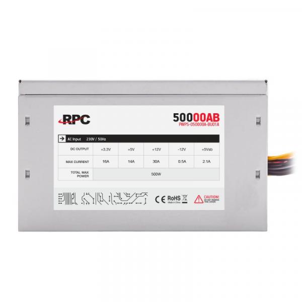 SURSA ATX 500W RPC PWPS-050000A-BU01A 4