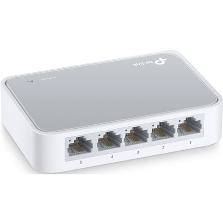 Switch TP-LINK TL-SF1005D, 5 x 10/100Mbps 3