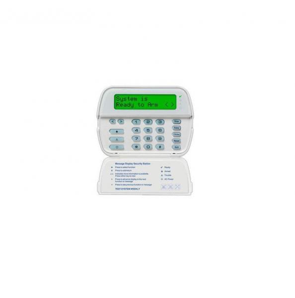 TASTATURA LCD CU CARACTERE ALFANUMERICE 0