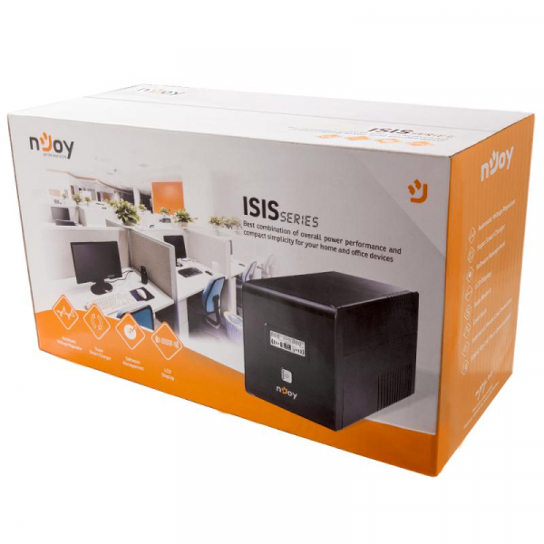 UPS NJOY ISIS 1000L PWUP-LI100IS-AZ01B 3