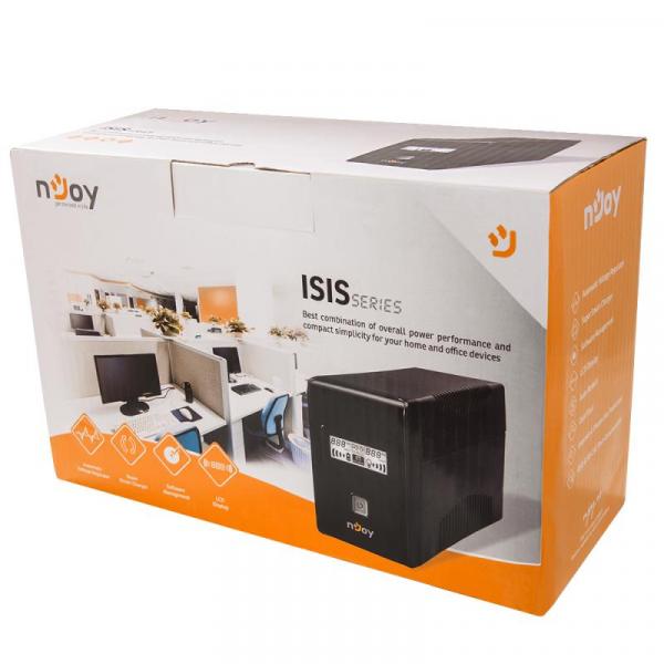 UPS NJOY ISIS 650L PWUP-LI065IS-AZ01B 4