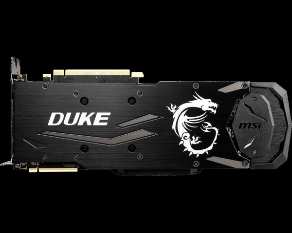 VGA MSI GEFORCE RTX 2080 DUKE 8G OC 3