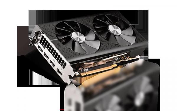 VGA SAPPHIRE PULSE RADEON RX 570 4G 1