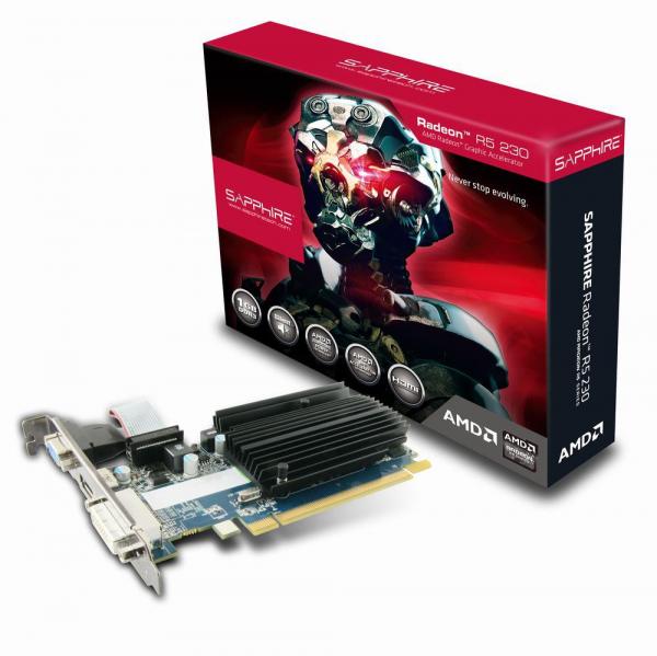 VGA SP R5 230 1GB 11233-01-20G 1