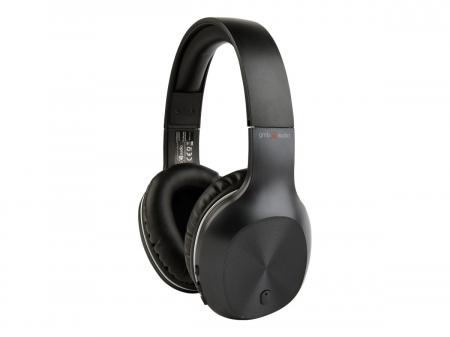 Casti Bluetooth  Gembird MIAMI microphone & stereo black color1