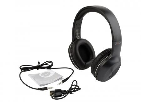 Casti Bluetooth  Gembird MIAMI microphone & stereo black color2