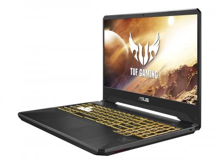 ASUS FX505DT AMD Ryzen 7 3750H 15.6inch FHD 8GB 512GB M.2 NVMe PCIe 3.0 SSD GeForce GTX 1650 NO OS 2Y Stealth Black3