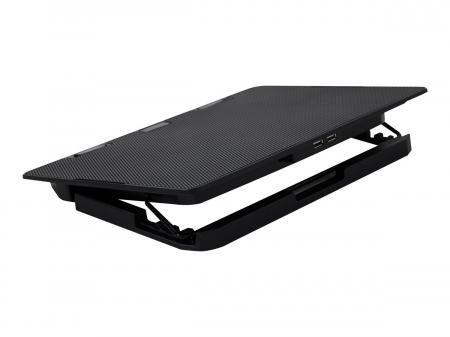 GEMBIRD NBS-2F15-02 Gembird Notebook cooling stand2