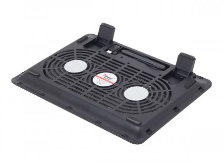 GEMBIRD NBS-2F15-01 Gembird Notebook cooling stand [3]