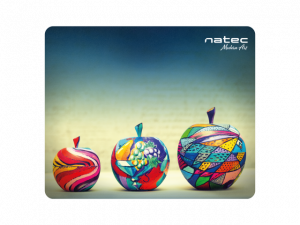 Mousepad Natec Apples NPF-14320
