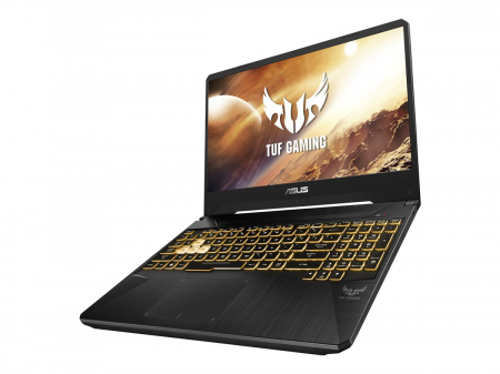 ASUS FX505DT AMD Ryzen 7 3750H 15.6inch FHD 8GB 512GB M.2 NVMe PCIe 3.0 SSD GeForce GTX 1650 NO OS 2Y Stealth Black4