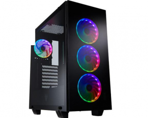 CASE FSP CMT510 PLUS MID TOWER ATX NO PS0