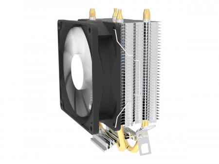 GEMBIRD CPU fan Huracan X502