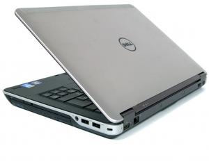 "Laptop DELL, LATITUDE E6440, Intel Core i5-4300M, 2.60 GHz, SSD: 240 GB, RAM: 4 GB, unitate optica: DVD RW, video: Intel HD Graphics 4600, 14"" LCD (FHD), 1366 x 7681"