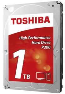 """HDD intern Toshiba, P300, 3.5"""", 1TB, SATA3, 7200rpm, 64MB0"""