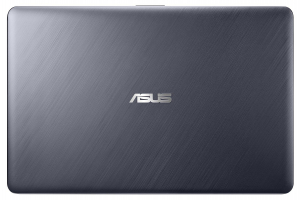 Laptop ASUS X543MA-GO929, 15.6 HD (1366X768), Glare (lucios), Intel Celeron Dual Core N4000 (1.1GHz, up to 2.6GHz, 4MB), video integrat Intel HD Graphics 600, RAM 4GB DDR4 2400MHz (onboard) fara optiu1