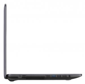 Laptop ASUS X543MA-GO929, 15.6 HD (1366X768), Glare (lucios), Intel Celeron Dual Core N4000 (1.1GHz, up to 2.6GHz, 4MB), video integrat Intel HD Graphics 600, RAM 4GB DDR4 2400MHz (onboard) fara optiu3