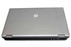 Laptop HP ProBook 6550b cu procesor Intel® Core™ i5-520M 2.40GHz, 4GB RAM, 240GB SSD, Intel® HD Graphics, DVD-RW1