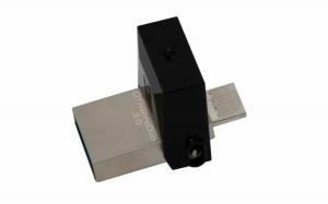 Memorie USB Kingston DataTraveler MicroDuo, 16GB, USB 3.0, OTG0
