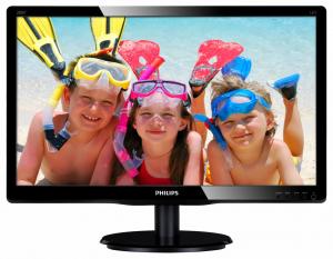 "Monitor 19.5"" PHILIPS 200V4LAB2, HD+, TN, WLED, 16:9, 1600*900, 60hz, 5 ms, 200 cd/m2, 90/65, 600:1, VGA, DVI-D, VESA, Speakers, Black 5"