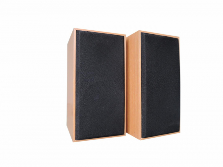 Boxa Serioux, 2.0 SoundBoost 2000C, 6W, frecvența raspuns: 100Hz- 18KHZ,raport semnal/zgomot: 70 dB, conexiune: jack 3,5 mm, alimentare: USB 5V1A, carcasă din lemn0