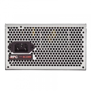 Sursa RPC 450W, 45000AB, 2x SATA, 2x PATA, 1x MB 20+4, 1x CPU 4pin, European Power Cord, 35 cm cables, 120mm Fan1