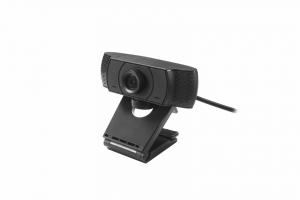 Camera web Serioux Full HD 1080p, chipset SONIX 2279+ 2053, microfon incorporat, rata cadre 30fps, rezoluție maximă video 1920*1080, format video MJPG / YUY2, senzor CMOS 2.0 Mega pixeli pentru imagin0