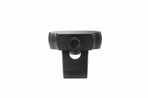 Camera web Serioux Full HD 1080p, chipset SONIX 2279+ 2053, microfon incorporat, rata cadre 30fps, rezoluție maximă video 1920*1080, format video MJPG / YUY2, senzor CMOS 2.0 Mega pixeli pentru imagin1