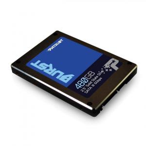 SSD Patriot Burst, 480GB, 2.5, SATA3, R/W speed: 560MS/s/540 MB/s, 7mm0