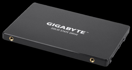 "SSD GIGABYTE 256 GB, 2.5"" internal SSD, SATA3, rata transfer r/w: 500/420 MB/s, IOPS r/w: 50K/75K [2]"