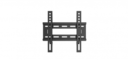 Suport perete LCD/Plasma Serioux, TV22F, 14-42, Fix, VESA max 200x200, max 25Kg, profil 48mm, culoare negru [2]