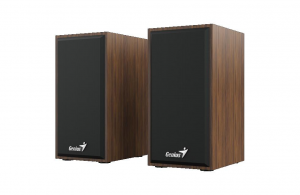 Boxe GENIUS SP-HF180 2.0 6W USB Wood0
