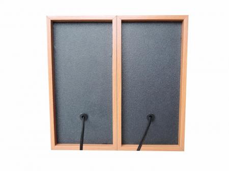 Boxa Serioux, 2.0 SoundBoost 2000C, 6W, frecvența raspuns: 100Hz- 18KHZ,raport semnal/zgomot: 70 dB, conexiune: jack 3,5 mm, alimentare: USB 5V1A, carcasă din lemn4