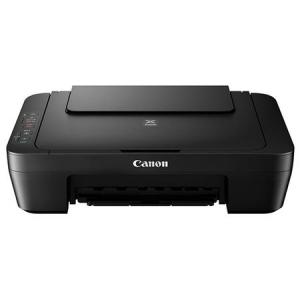 Multifunctional Inkjet color Canon Pixma MG2550s, A4, Negru0
