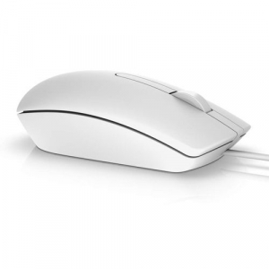 Mouse optic Dell MS116, USB, Alb0