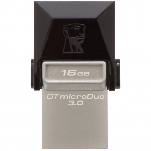 Memorie USB Kingston DataTraveler MicroDuo, 16GB, USB 3.0, OTG1
