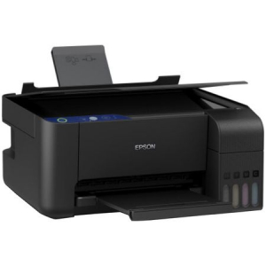 Multifunctional inkjet color Epson EcoTank L3111 CISS, A41