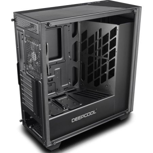 Carcasa Deepcool Earlkase RGB V2, Middle Tower, fara sursa, ATX, negru3