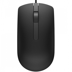 Mouse optic Dell MS116, Negru1