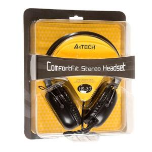 Casca A4Tech HS-30, cu microfon [0]