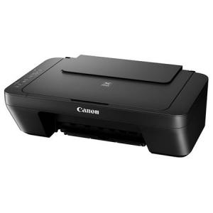 Multifunctional Inkjet color Canon Pixma MG2550s, A4, Negru1