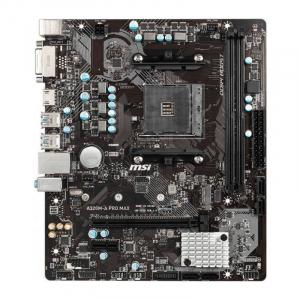 Placa de baza MSI A320M-A PRO MAX AMD AM4 mATX -Resigilat1