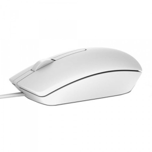 Mouse optic Dell MS116, USB, Alb2
