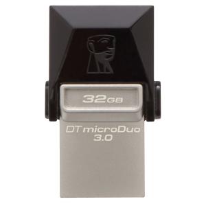 Memorie USB Kingston DataTraveler MicroDuo, 32GB, USB 3.0, OTG2