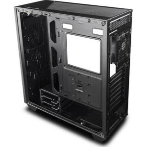 Carcasa Deepcool Earlkase RGB V2, Middle Tower, fara sursa, ATX, negru4
