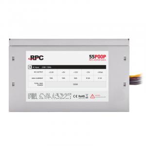 SURSA ATX 550W RPC PWPS-055P00P-BU01A3