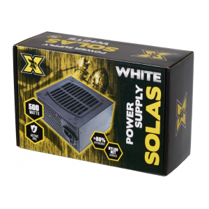 SURSA PC SERIOUX SOLAS WHITE 5001