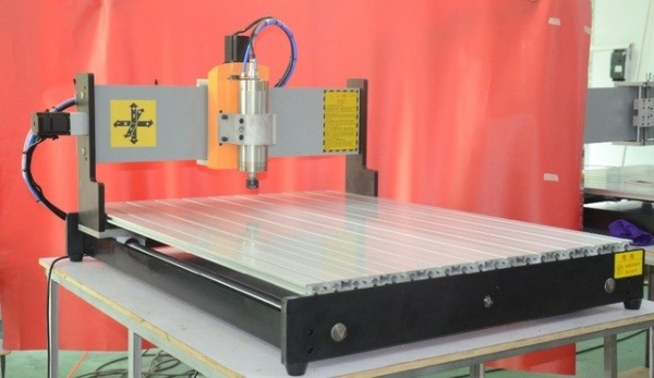 1.5kw CNC 6090 220v  3-axis CNC Router Gravura Milling Drilling masina taiere 0