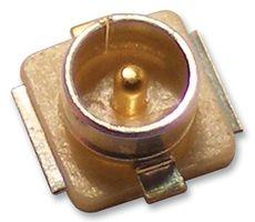Conector coaxial soclu tata SMT 50Ω 1.25mm 0
