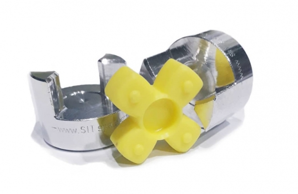 Cuplaj elastic  cu gheare GESP24/28 D55 negaurit shore 92/98 0